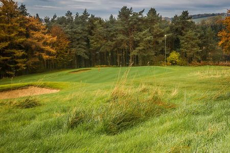 Overview of golf course named Muskerry Golf Club