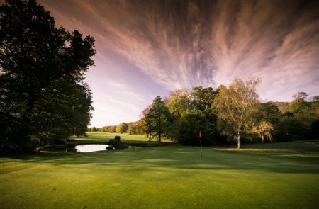 Worcestershire Golf Club Cover Picture