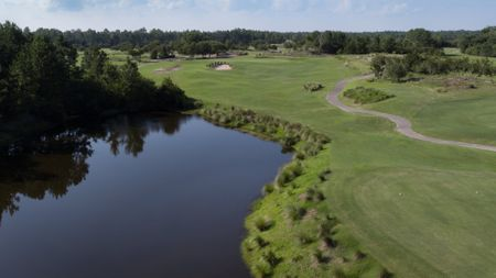 Overview of golf course named Legends Golf Resort - Heathland Course