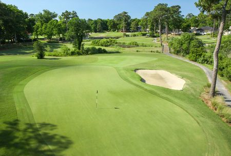 Legends Golf Resort - Oyster Bay Golf Links Cover Picture