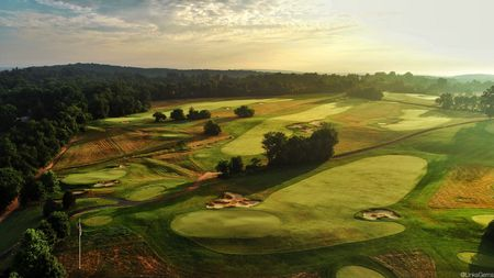 Stonewall - North Course Cover Picture