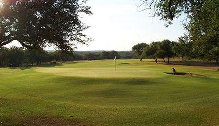 Austin Golf Club Cover Picture