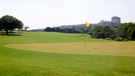 Barton Creek Resort & Spa - Coore & Crenshaw Course Cover Picture