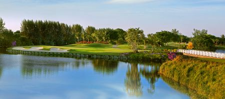 Overview of golf course named BallenIsles Country Club - South Course