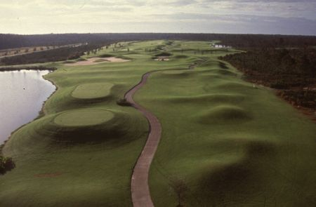 Overview of golf course named LPGA International - Rees Jones Course