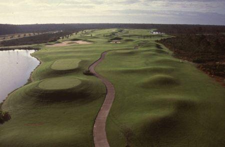 LPGA International - Rees Jones Course Cover Picture