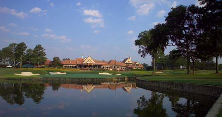 Atlanta Athletic Club - The Riverside Course Cover Picture
