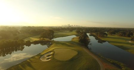 Overview of golf course named Bayou Oaks Country Club - North Course