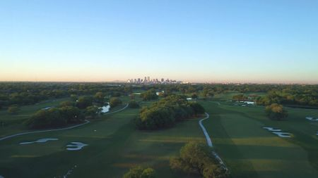 Overview of golf course named Bayou Oaks Country Club - South Course