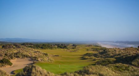 Overview of golf course named Bandon Dunes at Bandon Dunes Resort