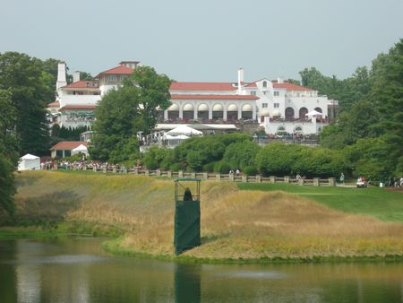 Overview of golf course named Congressional Country Club - Gold Course