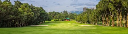 Overview of golf course named The Hong Kong Golf Club at Fanling - New Course