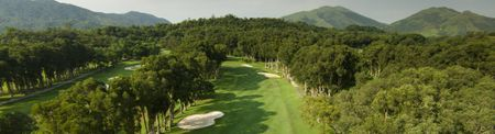 Overview of golf course named The Hong Kong Golf Club at Fanling - Eden Course