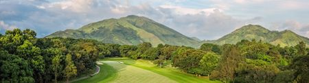 Overview of golf course named The Hong Kong Golf Club at Fanling - Old Course