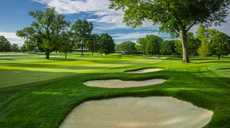 Winged Foot Golf Club - West Course Cover