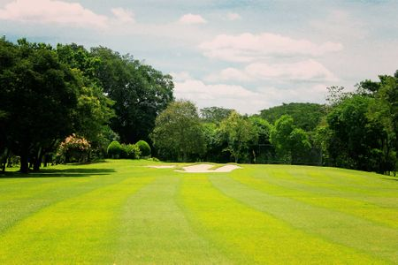 Overview of golf course named Jakarta Golf Club