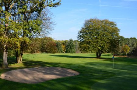 Overview of golf course named Golf Lys Chantilly - Les Bouleaux