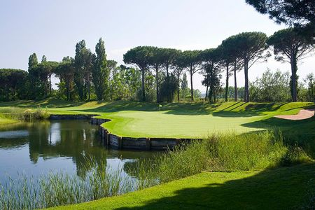 Overview of golf course named Emporda Golf Resort - Forest Course