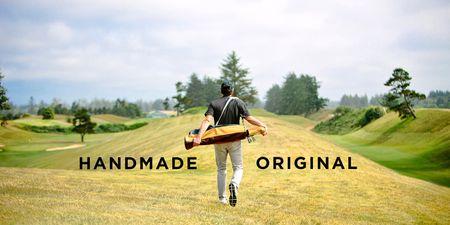 MacKenzie Golf Bags cover