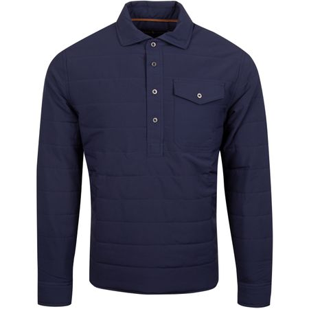 Jacket Poly Filled Shirt Jacket French Navy - AW19 Polo Ralph Lauren Picture