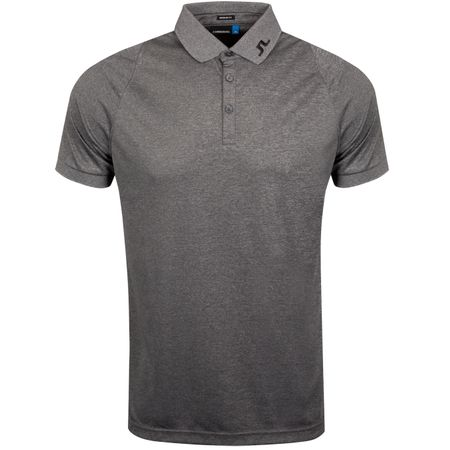 Golf undefined William Regular TX Jersey+ Dark Grey Melange - AW19 made by J.Lindeberg