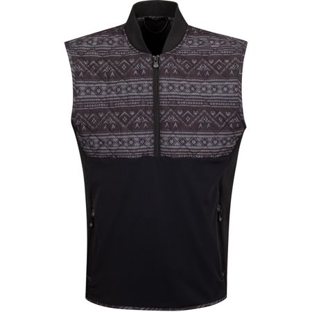 Golf undefined Printed Huron Vest Shepherd - AW19 made by Greyson