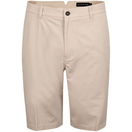 Shorts Hemisphere Golf Shorts Tan - AW19 Dunning Picture