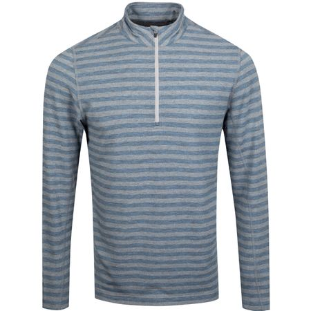 Golf undefined Ardmair Quarter Zip Trent Heather - AW19 made by Dunning