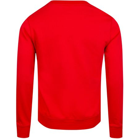 Golf undefined Rawson Mischief Bunny Sweatshirt Briliant Red - AW19 made by Psycho Bunny