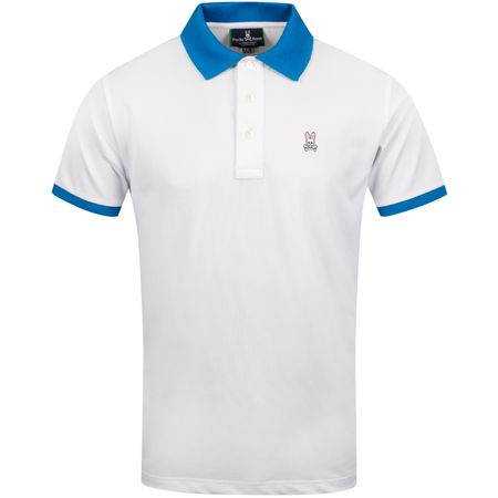 Golf undefined Allenbury Sport Polo White - AW19 made by Psycho Bunny