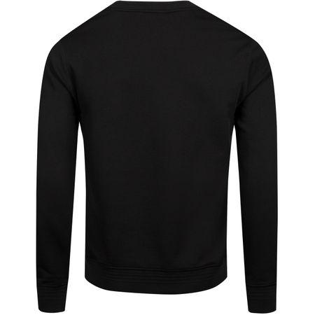 Golf undefined Rawson Mischief Bunny Sweatshirt Black - AW19 made by Psycho Bunny