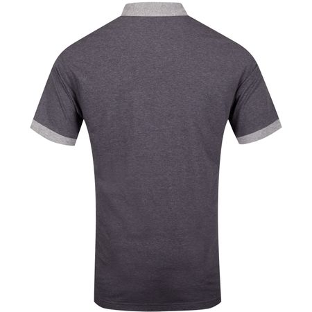Golf undefined Dunnet Natural Hand Golf Polo Dark Charcoal Heather/Grey - AW19 made by Dunning