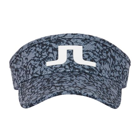 Cap Ian Pro Poly Visor Icelayers Black - AW19 J.Lindeberg Picture