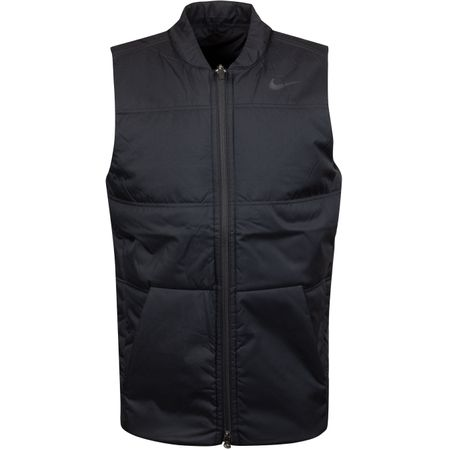 Jacket Reversible Synthetic Fill Vest Black - AW19 Nike Golf Picture