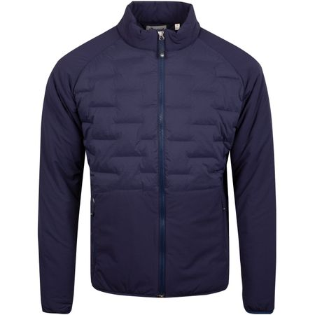 Jacket Blaze Stretch Insulated Jacket Navy - AW19 Peter Millar Picture