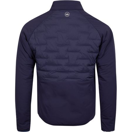 Golf undefined Blaze Stretch Insulated Jacket Navy - AW19 made by Peter Millar