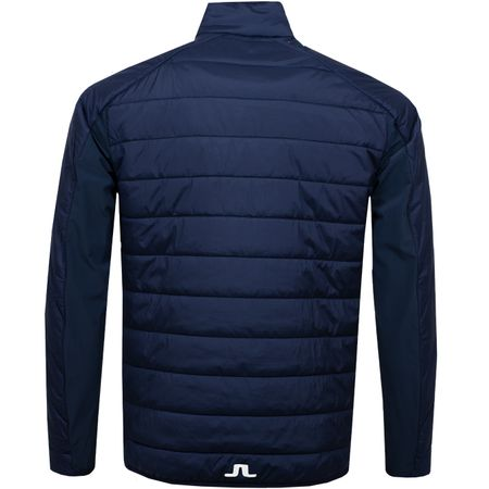 Golf undefined Winter Hybrid Lux Softshell Jacket JL Navy - AW19 made by J.Lindeberg