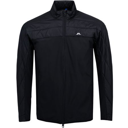 Golf undefined Winter Hybrid Lux Softshell Jacket Black - AW19 made by J.Lindeberg
