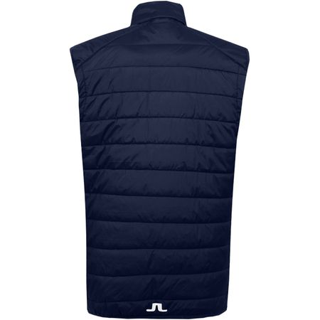 Jacket Winter Hybrid Lux Softshell Vest JL Navy - AW19 J.Lindeberg Picture
