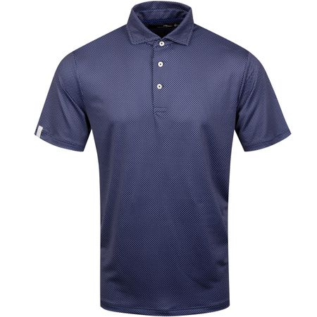 Golf undefined Printed Lightweight Airflow Preppy Dot Navy - AW19 made by Polo Ralph Lauren