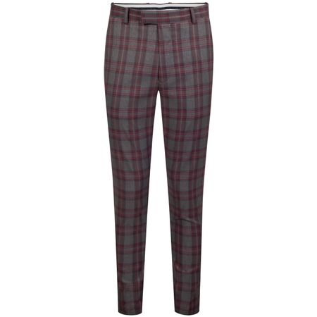 Trousers School Boy Trousers Charcoal/Cabernet - AW19 G/FORE Picture