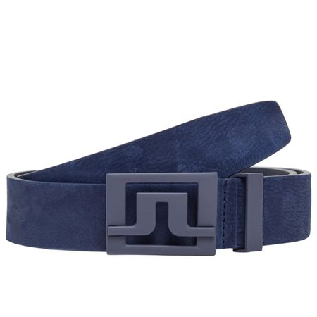 Golf undefined Slater 40 Brushed Leather JL Navy - AW19 made by J.Lindeberg