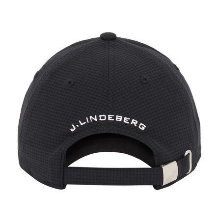 Golf undefined Edmund Tech Mesh Cap Black - AW19 made by J.Lindeberg