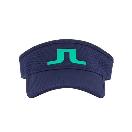 Golf undefined Ian Pro Poly Visor JL Navy - AW19 made by J.Lindeberg