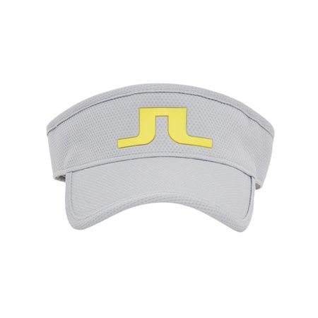 Golf undefined Ian Pro Poly Visor Stone Grey - AW19 made by J.Lindeberg