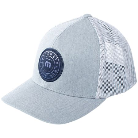 Cap Blustery Heather Grey - AW19 TravisMathew Picture
