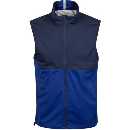 Golf undefined Stratus Vest French Navy/Sporting Royal - AW19 made by Polo Ralph Lauren