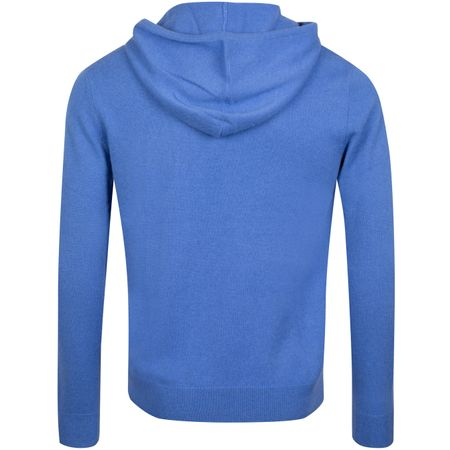 Golf undefined Cashmere Hoodie Indigo Sky - AW19 made by Polo Ralph Lauren