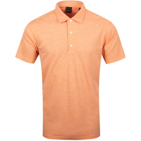 Polo Natural Hand Golf Polo Citron Heather - AW19 Dunning Picture