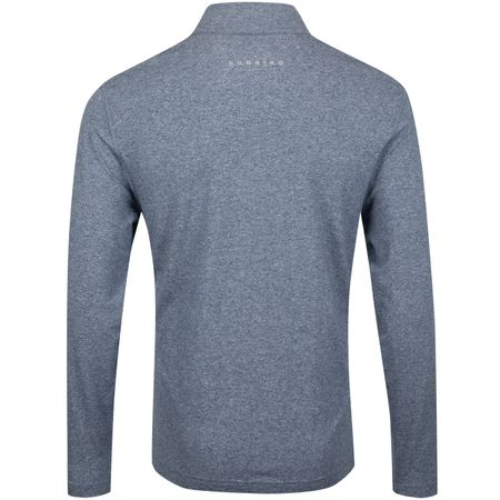 Golf undefined Embo Quarter Zip Iron Heather - AW19 made by Dunning
